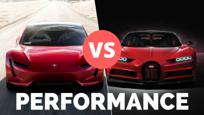 Roadster vs Competition