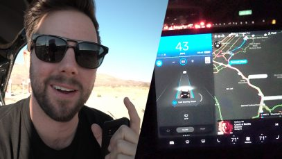 Tesla Model 3 Autopilot First Look – 500 Mile Road Trip