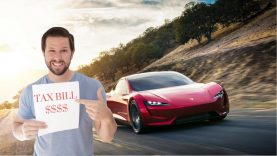 BROKE!!! Tesla Roadster Taxes May Kill My Chance of Owning One