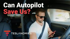 Can Tesla Autopilot save Us from Bad Driving?