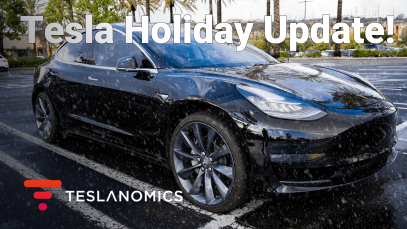 Tesla Holiday Update 2019 – First Impressions! (2019.40.50)