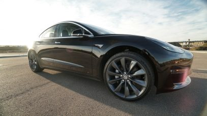 MUST HAVE Upgrade to Your Tesla Model 3 – 20″ Turbines