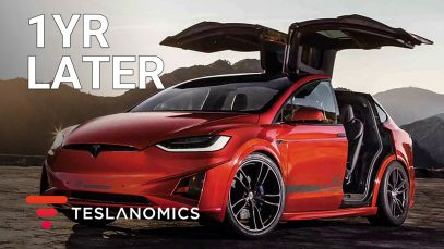 Tesla Model X After 1 Year – Would I Buy Again?