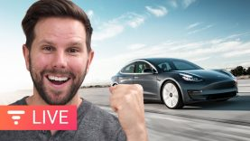 Over 100K Model 3's Flood the Streets But Is the End Near? [live]