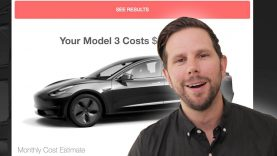 Tesla Model 3 Will Cost $900 per Month – New Survey of 100K