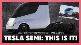 Tesla Semi Truck: Everything We Know