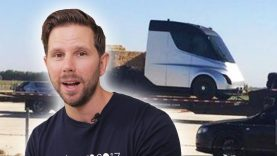 Tesla Semi Truck – What I Hope To See