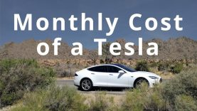 What is the Yearly Cost of a Tesla? My First Year Owning a Tesla Cost Breakdown