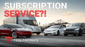 What Tesla's New Streaming Subscription Means For the Future